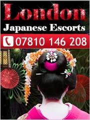 London Japanese Escorts